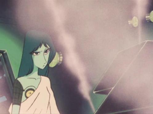 Lala (actually Tetsuro in Lala's body)