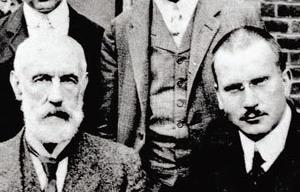 Austrian Freud and Swedish Jung