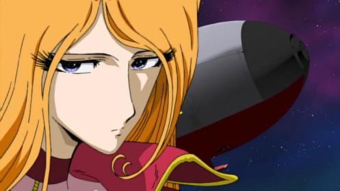 Promethium's renegade daughter, Emeraldas