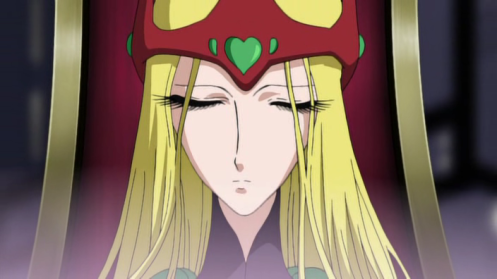 Queen LaAndromeda Promethium II (aka Promethium)
