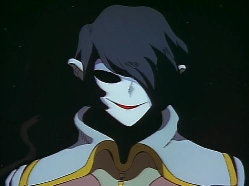 Alberich (from Harlock Saga)