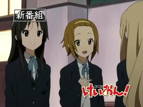 mio, ritsu + miyuki clone