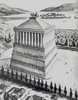 Mausoleum of Halicarnassus, Wonder of the World