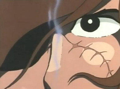 harlock eye