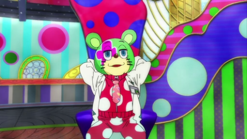 Major League pitcher..I mean, Bear Irabu.
